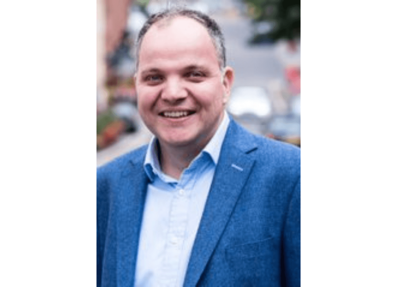 Richard Paterson - Treasurer