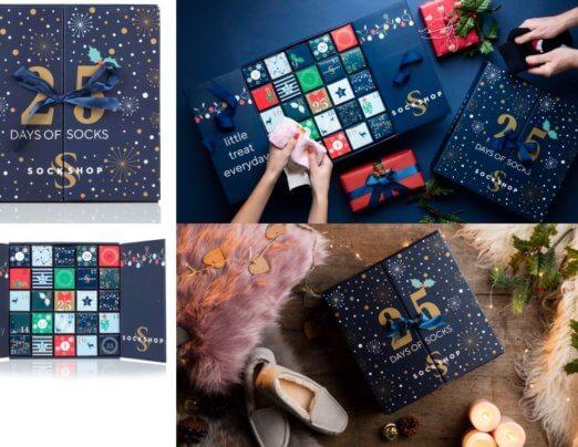 SockShop advent calendar raises more than £17,800 for Emmaus UK