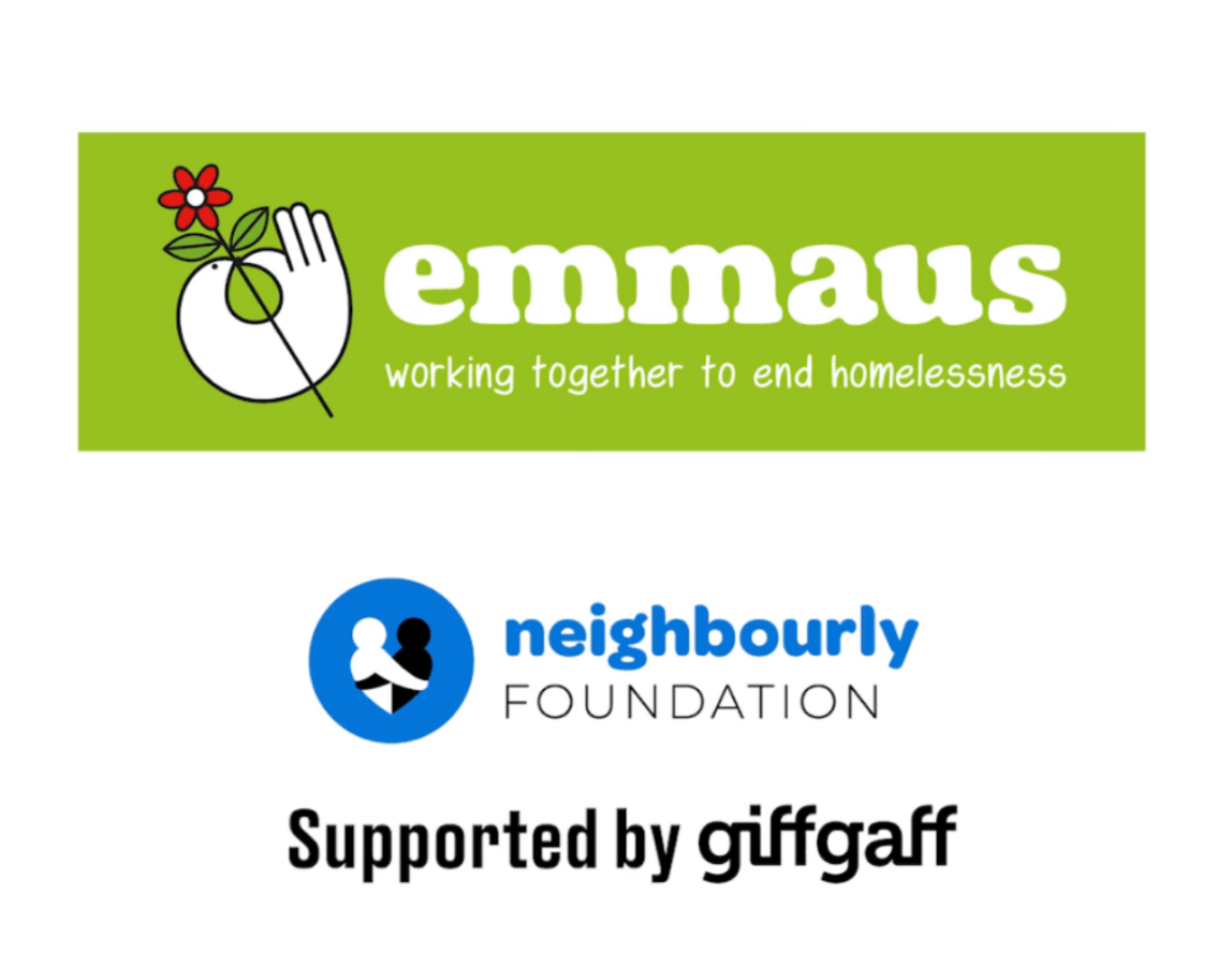 Support Emmaus with GiffGaff's charity phone recycling scheme