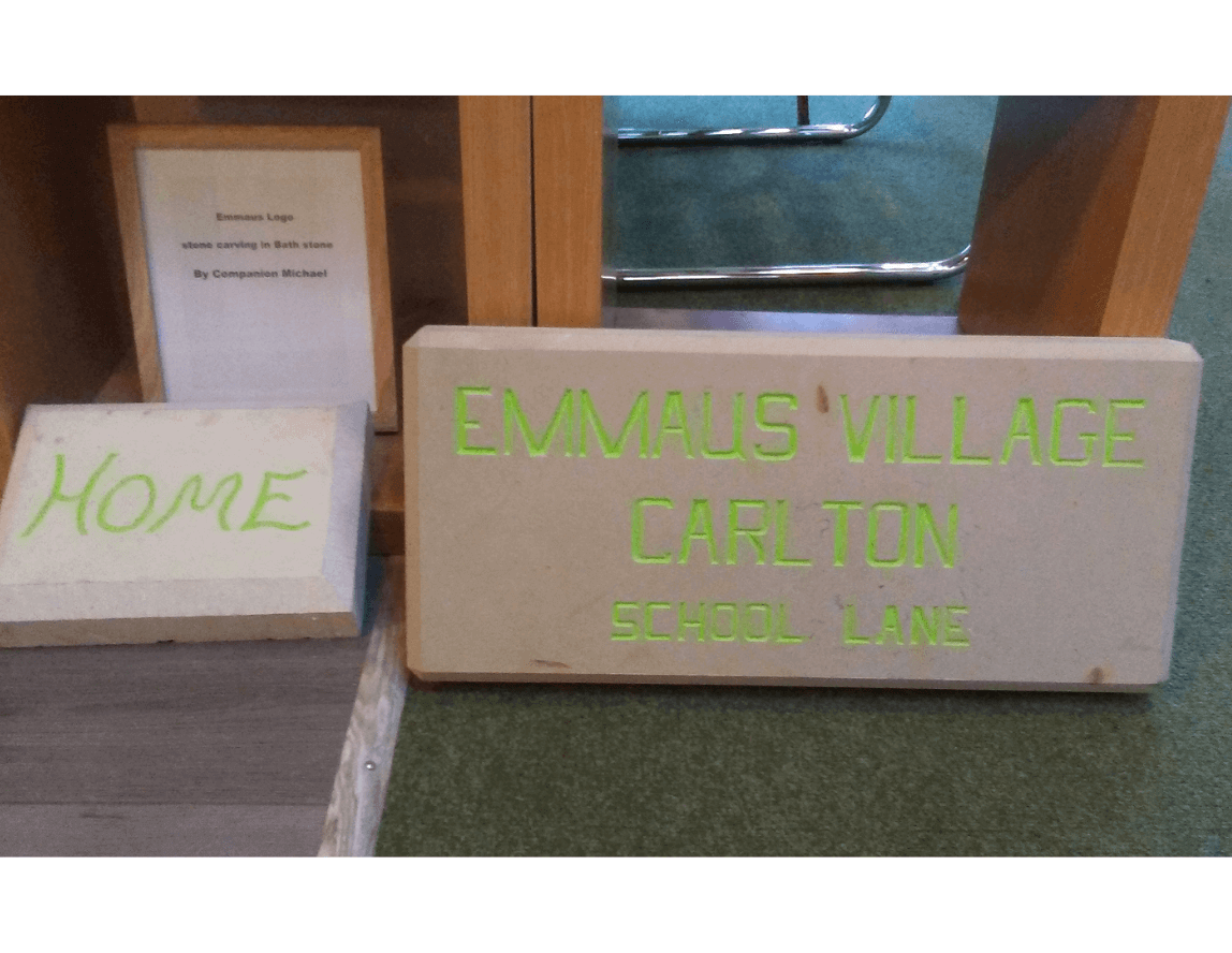 A companion, Emmaus Village Carlton